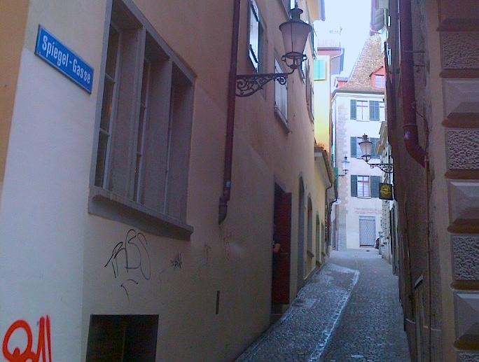 ZurichSpiegelGasse