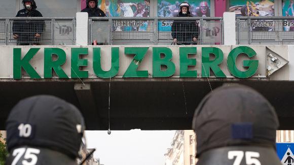1 Mai Berlin D