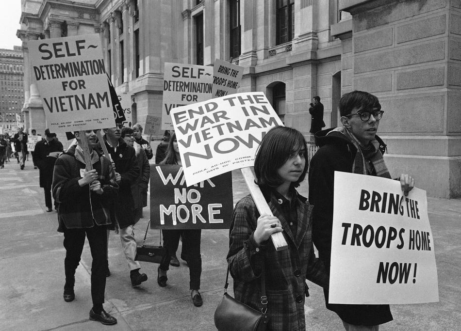 Anti War Demonstration