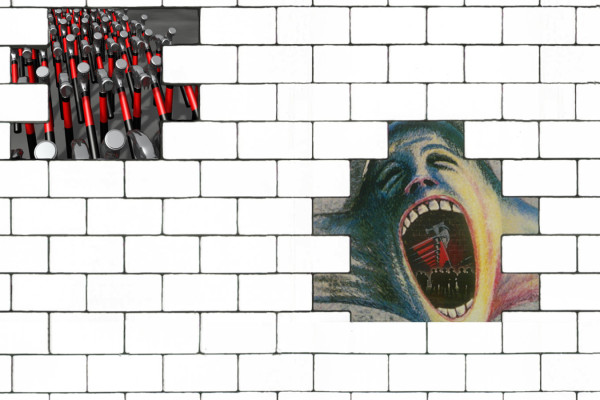"""Pink Floyd, """"The Wall"""""""
