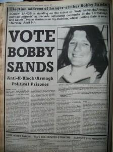 sands vote