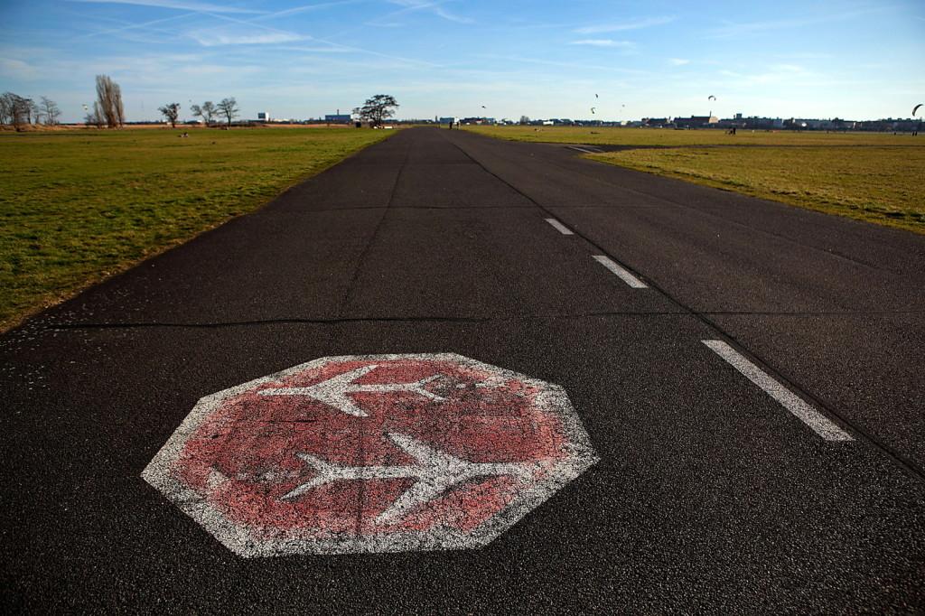 Tempelhof Airport Site Ahead Of Referendum On Development Plans