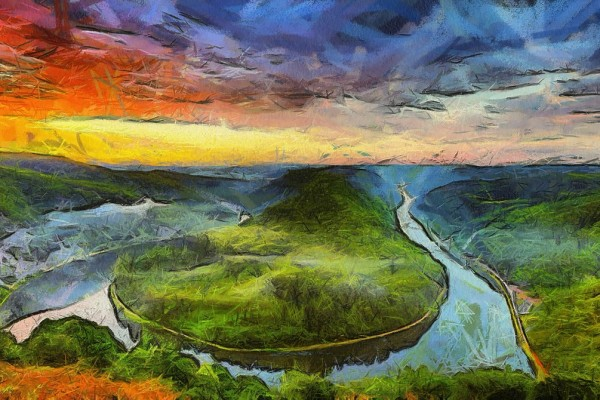 The River by Jessica-Art on deviantART