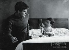 che with his daughter