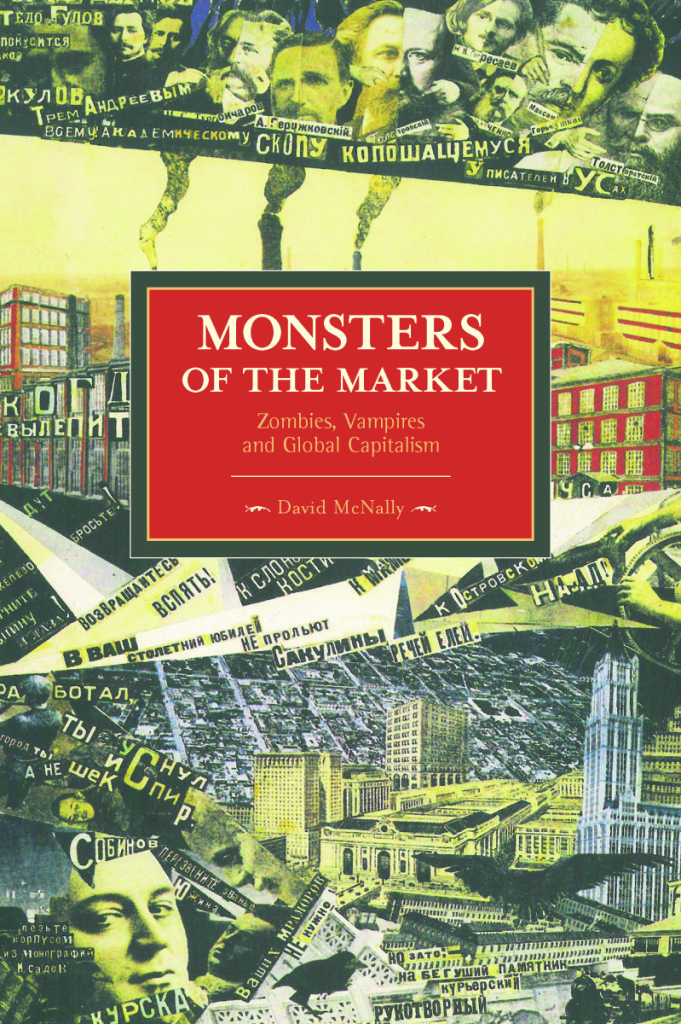 Mosters of the Market cover.6