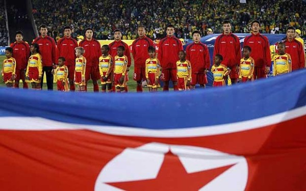 north korea team