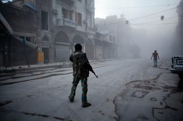 SYRIA-CONFLICT-ALEPPO