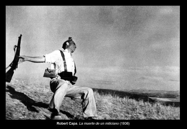 Robert Capa La muerte de un miliciano 1936