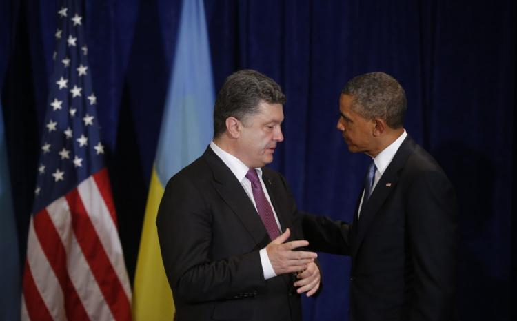 ap photo poroshenko obama