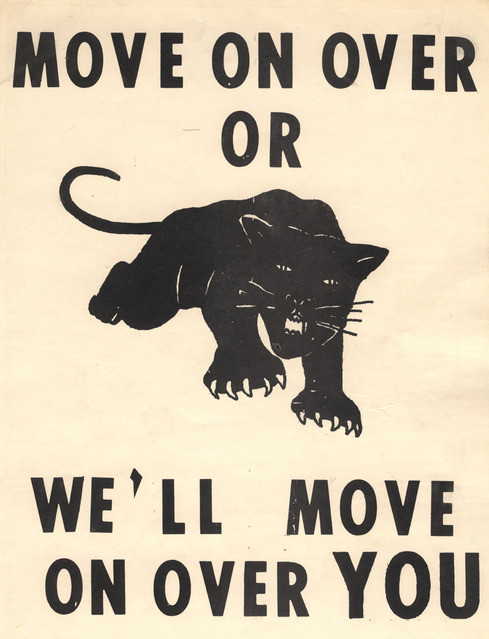 black panthers move on