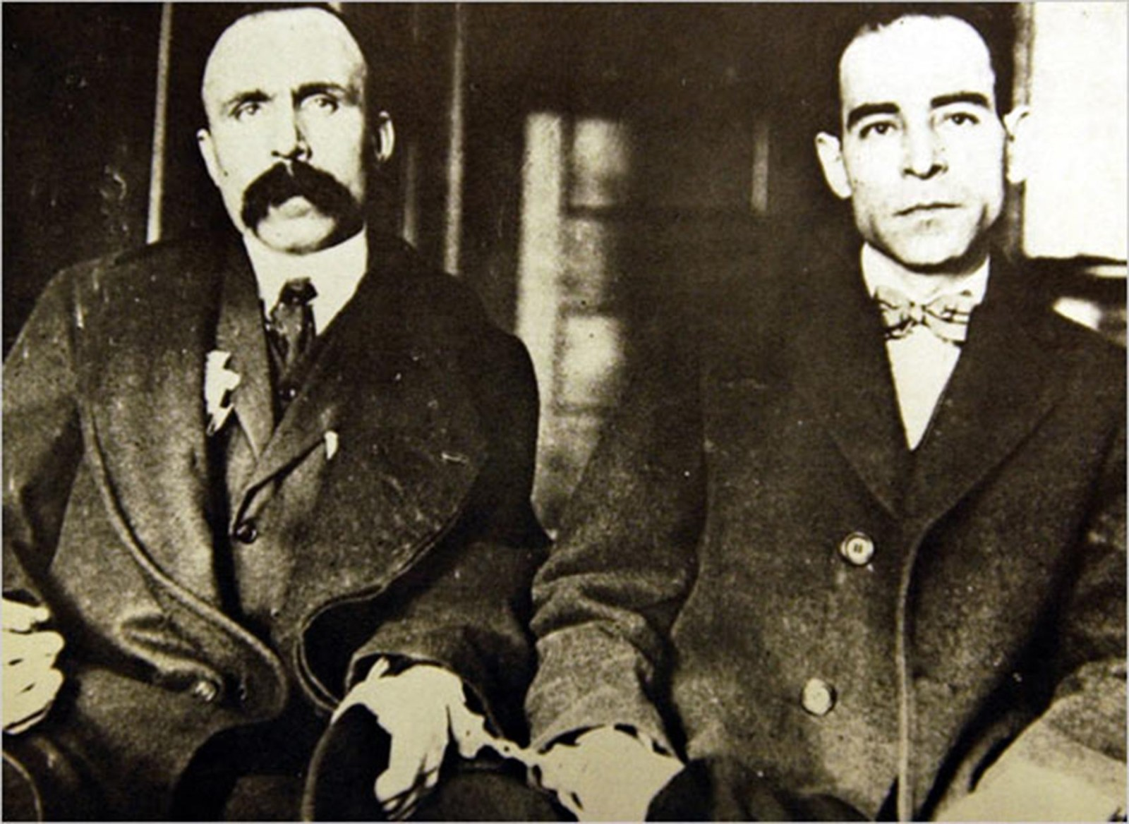 Αποτέλεσμα εικόνας για Νίκολα ΣάκοκαιΜπαρτολομέο Βαντσέτι