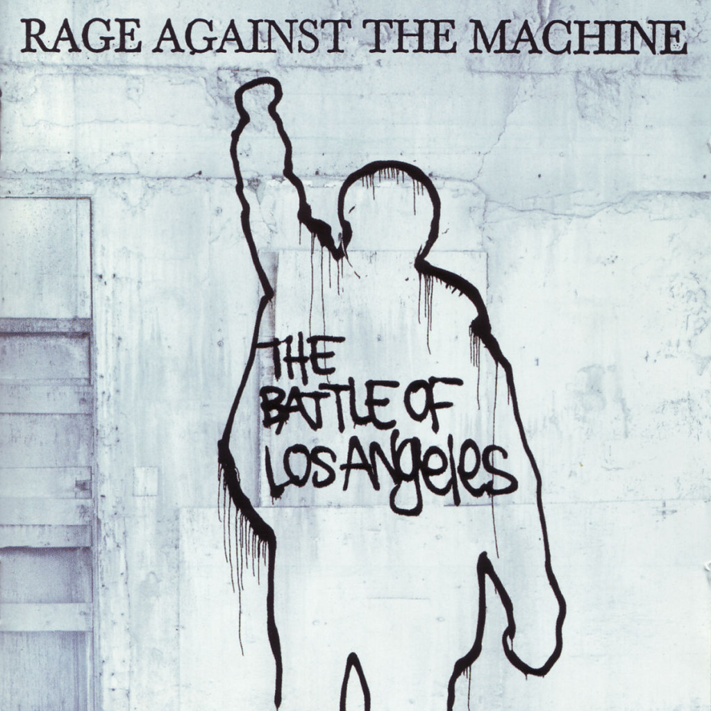 RATM-The batttle of los angeles