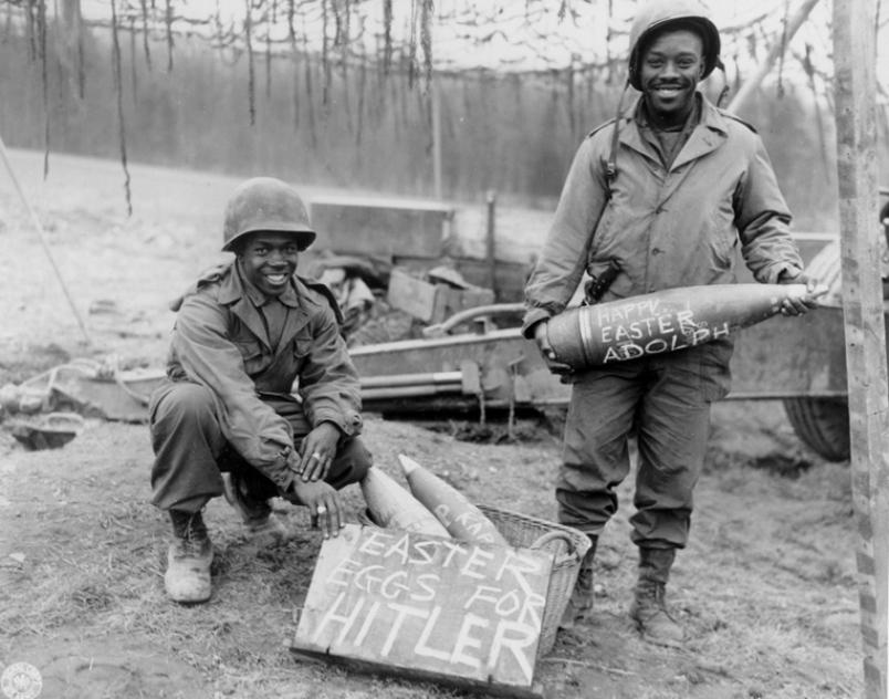 black-soldiers
