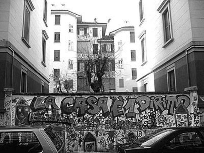 milanocasa graffiti