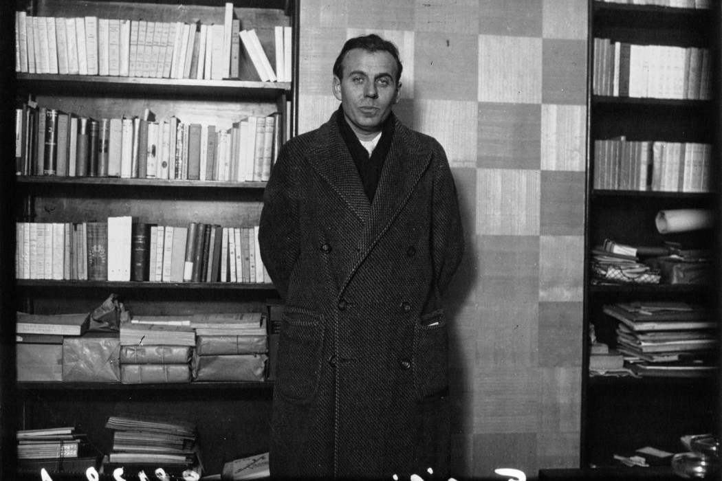 Louis-Ferdinand_Céline,_Meurisse,_1932