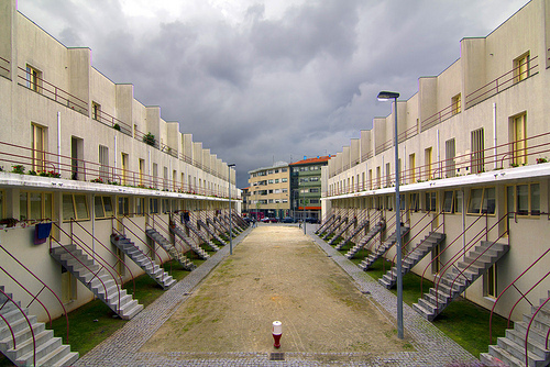 SAAL Bouca Project, αρχιτέκτονας Άλβαρο Σίζα