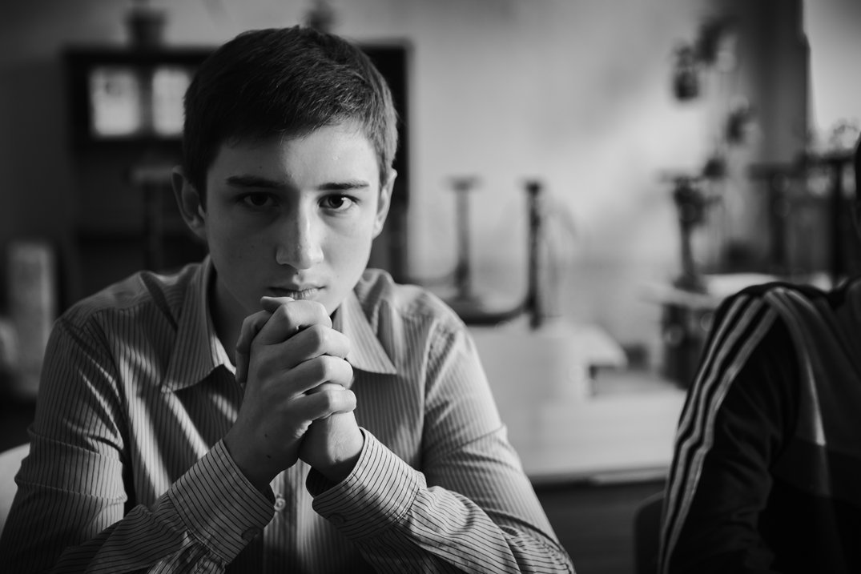 Andrey, 15 ετών