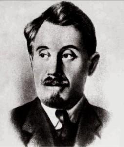O θρυλικός μπολσεβίκος  των ληστείων - επιθέσεων, Simon Ter-Petrosyan - Kamo- .
