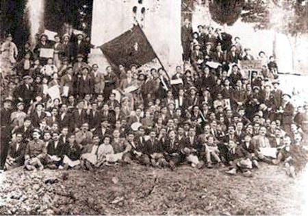 Αγρότες της Καρδίτσας το 1910