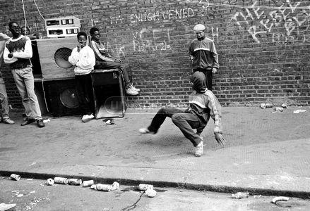 hip hop bronx
