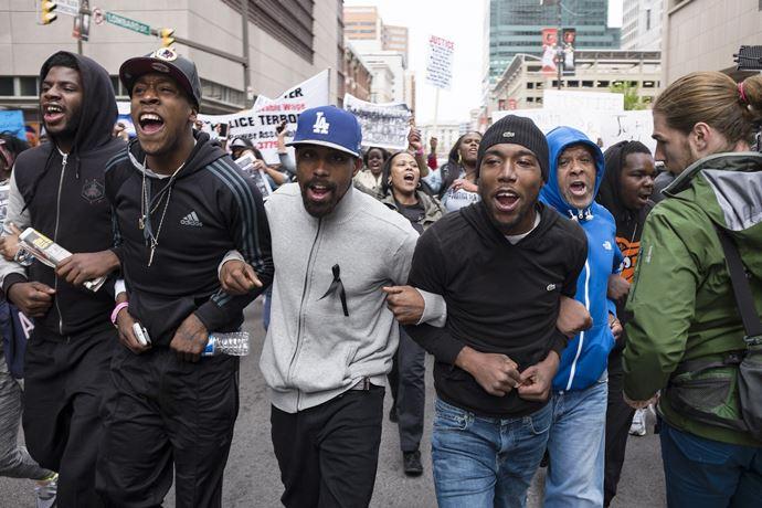 freddieprotests