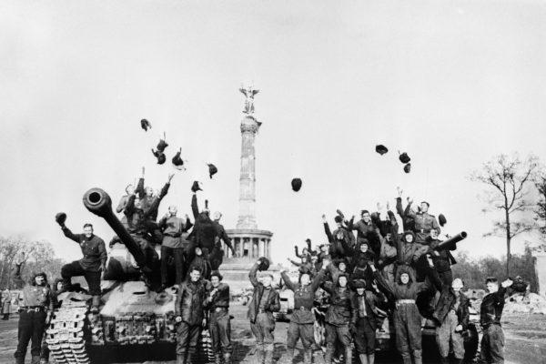 The Second World War.