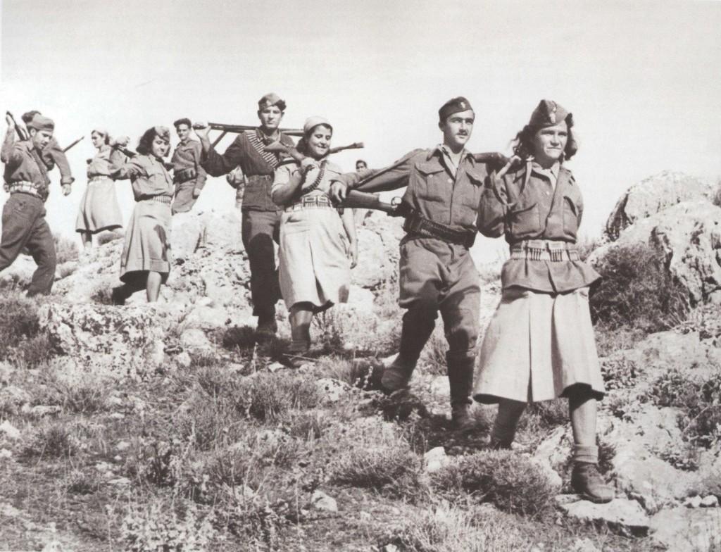 Αντάρτες και αντάρισσες στον ΕΛΑΣ: Πρωτόγνωρη ήταν η συμμετοχή και των δύο φύλων στην Αντίσταση