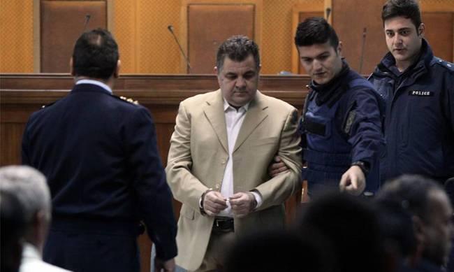 Ο Ρουπακιάς στο δικαστήριο