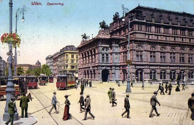 Vienna-Opernring