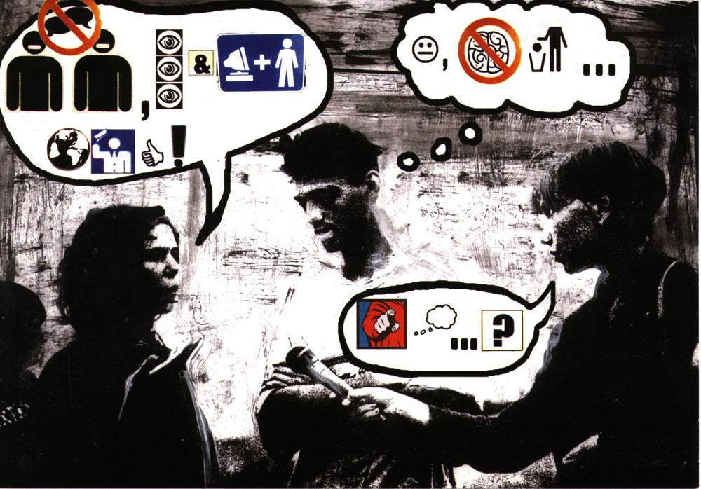 Kommunikatze της Mira Heija's