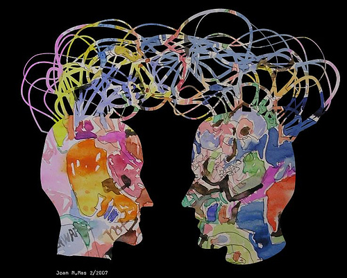 Communication artwork από τον  Jean M Mas