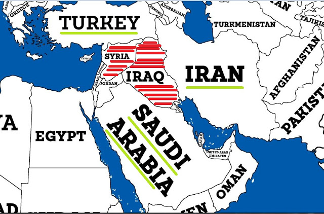 Συρία-Ιράκ