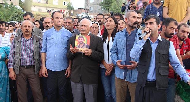 Εκδήλωση μνήμης για τον κούρδο κινηματογραφιστή (Φωτο: DHA, SIRNAK)