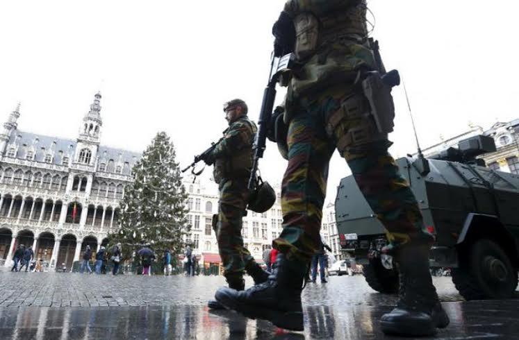Bruxelles - noel