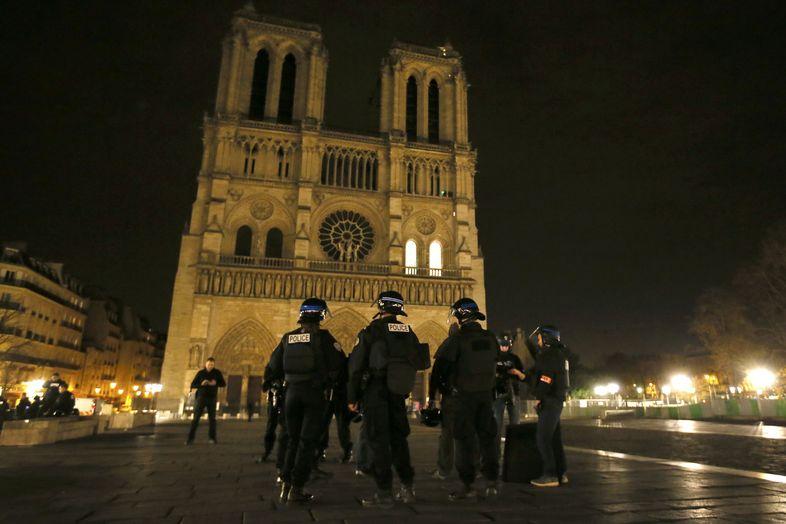 Παρίσι Notre Dame