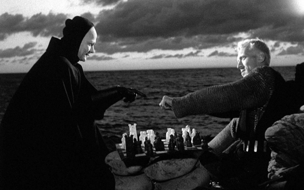 The Seventh Seal_Knight_Death_Chess