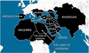 Το Χαλιφάτο που ονειρεύεται το ISIS να έχει χτίσει μέχρι το 2020