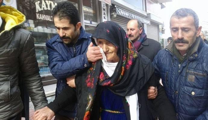 kurd - old woman
