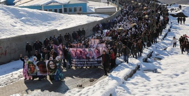 kurds - women - funeral