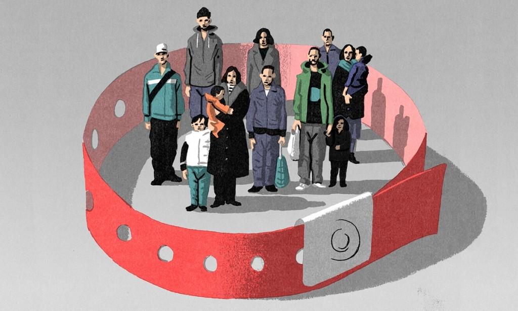 red bracelet refugees
