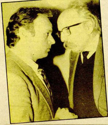 Ο Μελίστας με το συνήγορο του Αλέξανδρο Λυκουρέζο