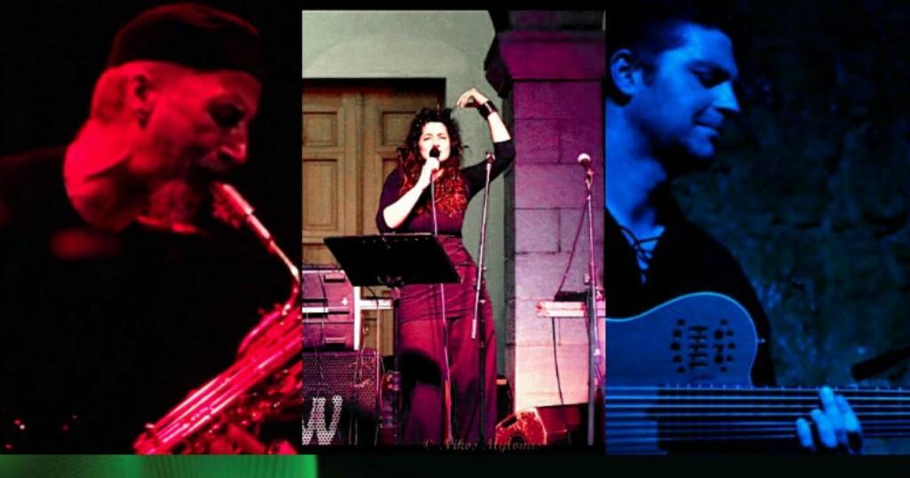 Ρέλλος, Τουμπανάκη, Ταμπάκης εκ των τριών γκρουπ που συμμετέχουν στο φεστιβάλ