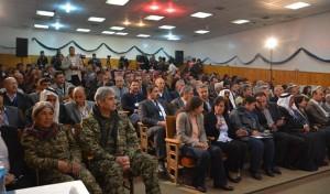 kurds meeting