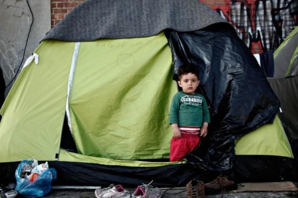 πειραιας-προσφυγες