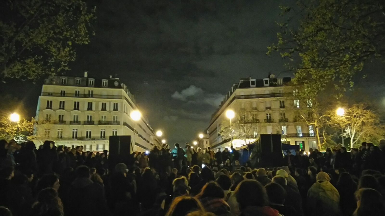 «Nuit Debout»2