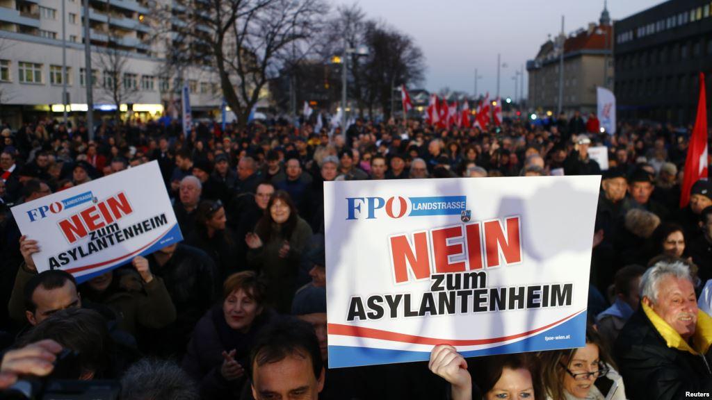 αυστρια-προσφυγες