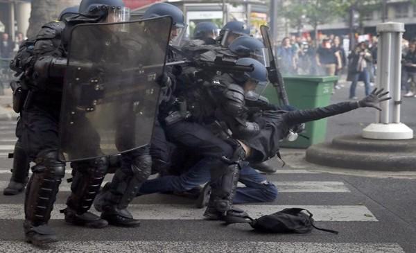 γαλλια-αστυνομια
