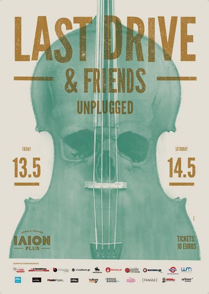 lastdrive unplugged poster