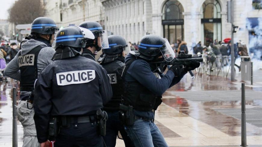γαλλια αστυνομια