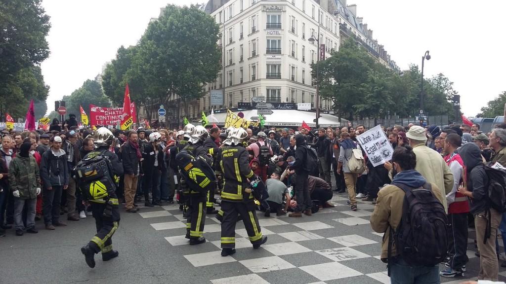 blessés-cortège-Paris